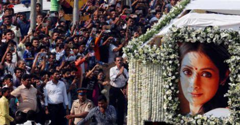 Sridevi- A flower fallen in its prime