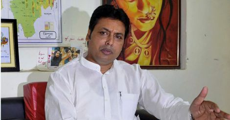 BJP looks to Biplab Kumar Deb to spice up Chengannur campaign