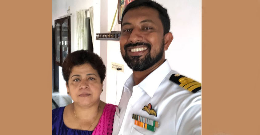 This Indian sailor's tryst with tides began when he was in class 2