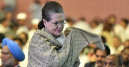 Sonia says Congress' victory over BJP's negative politics