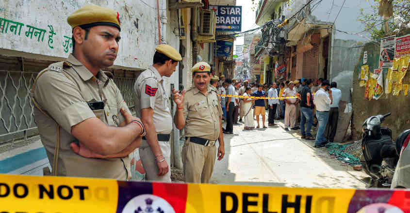 Delhi mass death and the probability of shared psychosis
