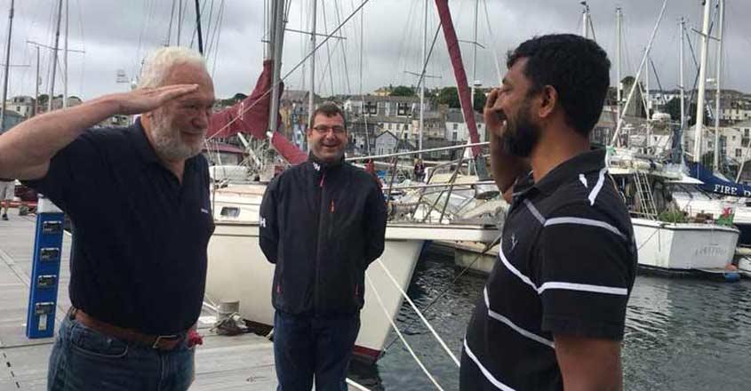 How tough is Abhilash Tomy's Golden Globe Race