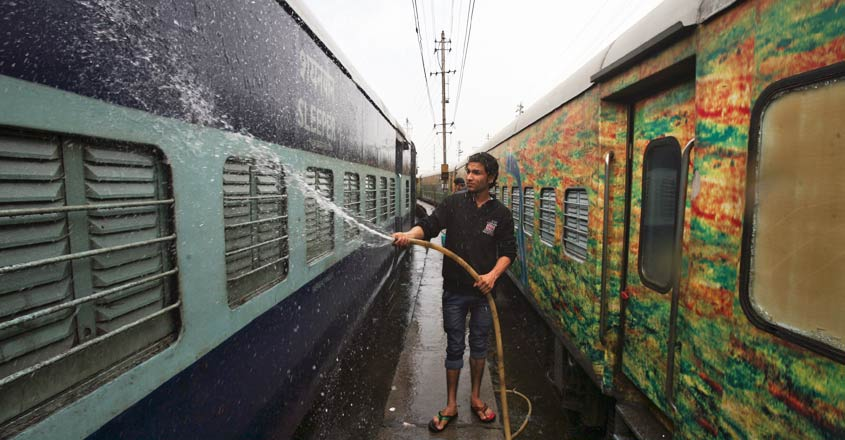 Train cancellations continue as upgrade drags on