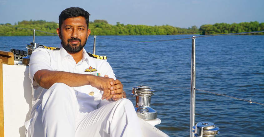 Indian Navy dispatches INS Satpura for Abhlihash Tomy rescue mission