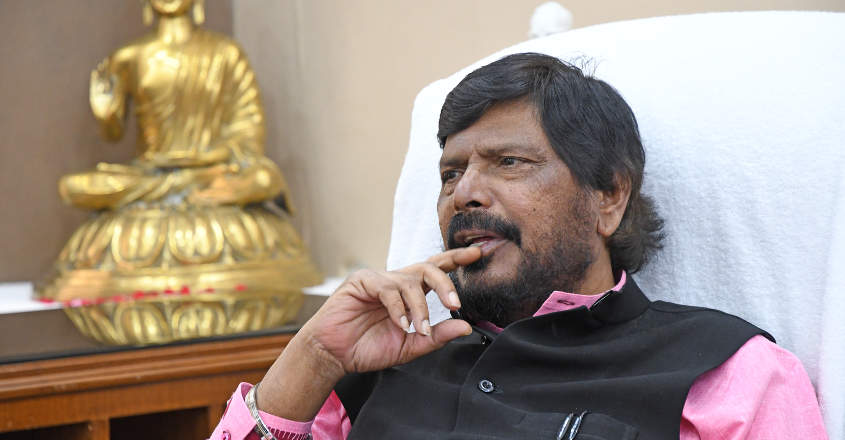 Union minister calls for 25 % quota for the upper caste poor