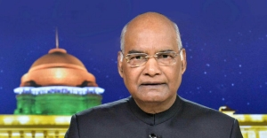 President Ram Nath Kovind praises India's 'super-human efforts' in containing COVID-19
