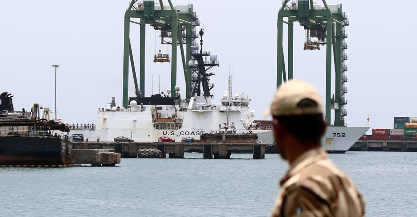 India to have Marine Police Force to guard coastline
