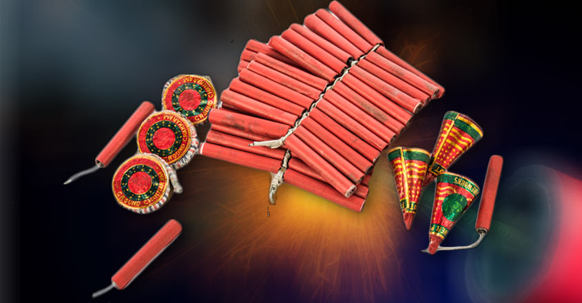 Green crackers launched ahead of Diwali to reduce pollution