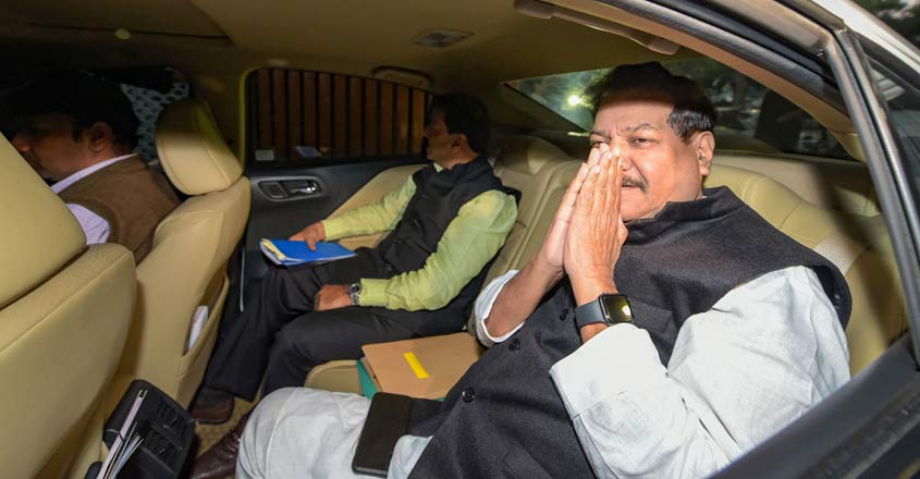 NCP, Congress hint at forming 'stable govt' in Maharashtra