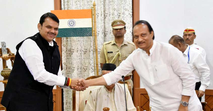 Ajit Pawar approached me, had no role in his clean chit: Fadnavis