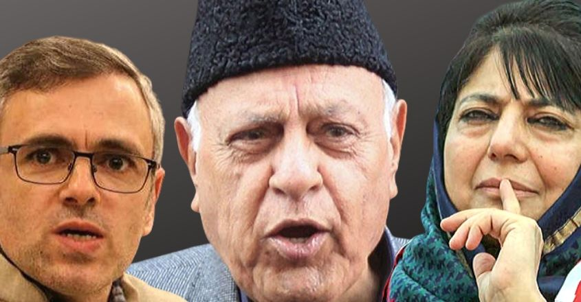 Five more political leaders released in J&K after over five months detention