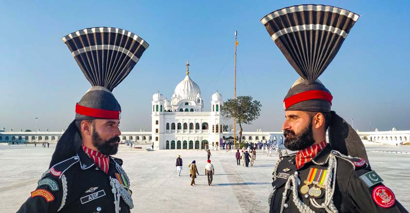 Sikh separatists, including Bhindranwale, feature in Pak's video on Kartarpur