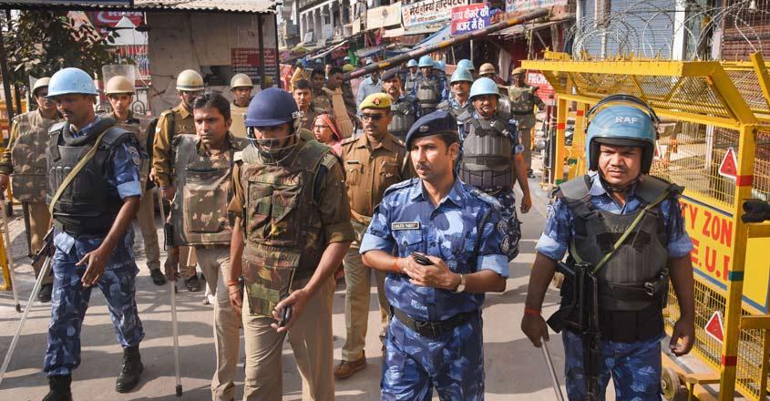 Ayodhya case verdict