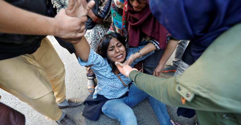 Anti-citizenship law protests