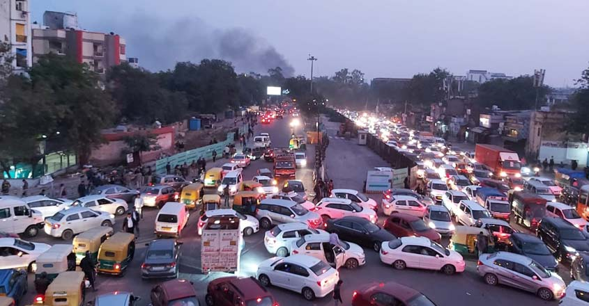 Violence erupts  in Delhi as citizenship law protesters clash with police, 4 buses burnt