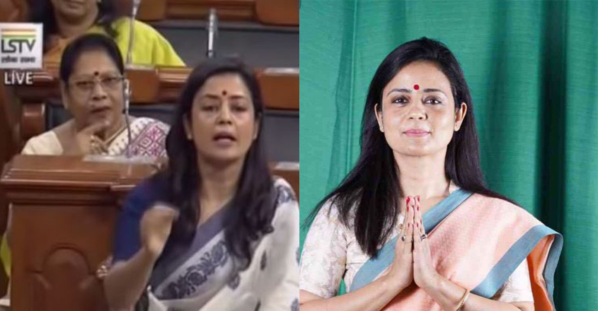 TMC's Mahua Moitra tears down govt's efforts to create a 'surveillance state'