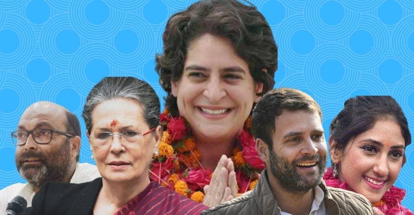 Faction-ridden UP Congress looks up to Priyanka