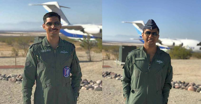 For incident-free flying, both pilots had won the Good Performance Aerospace Safety Star awards.