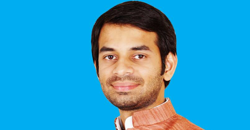 Tej Pratap Yadav resigns as RJD students wing mentor