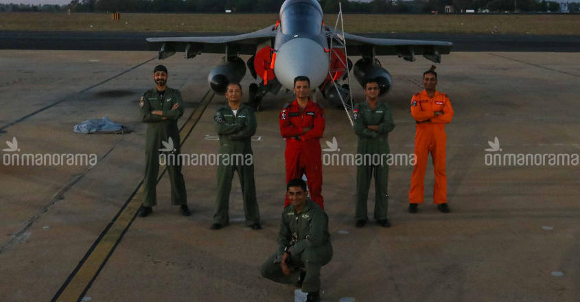 Meet IAF Top Guns who choreographed aerial ballet