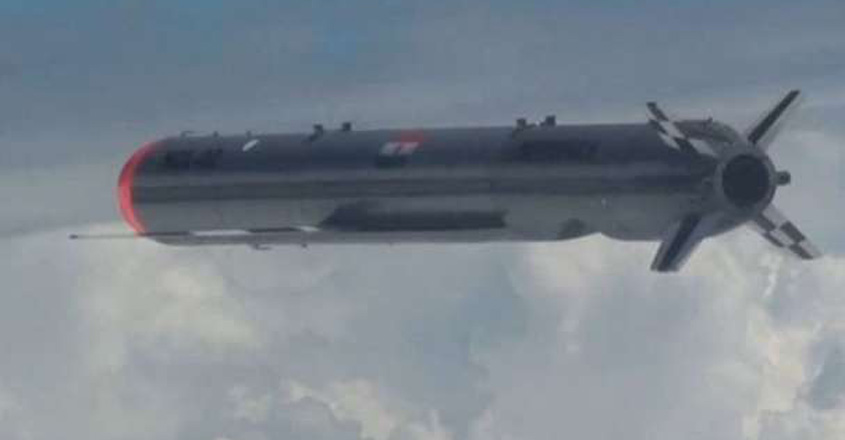 Nirbhay missile cruises at 5-m altitude for nearly 10 min