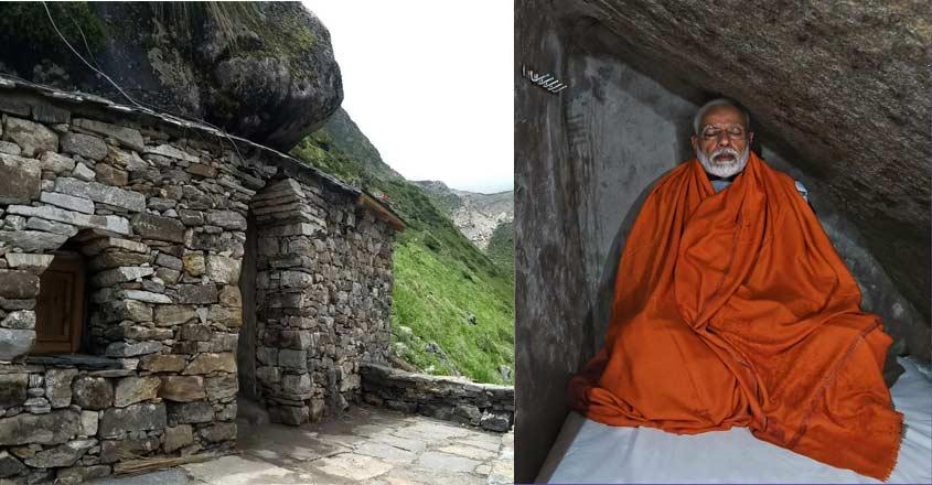 Rudra meditation cave where PM Modi visited is new tourist destination