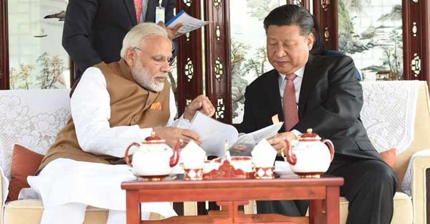 US-China trade war to loom over Modi-Xi meet next month
