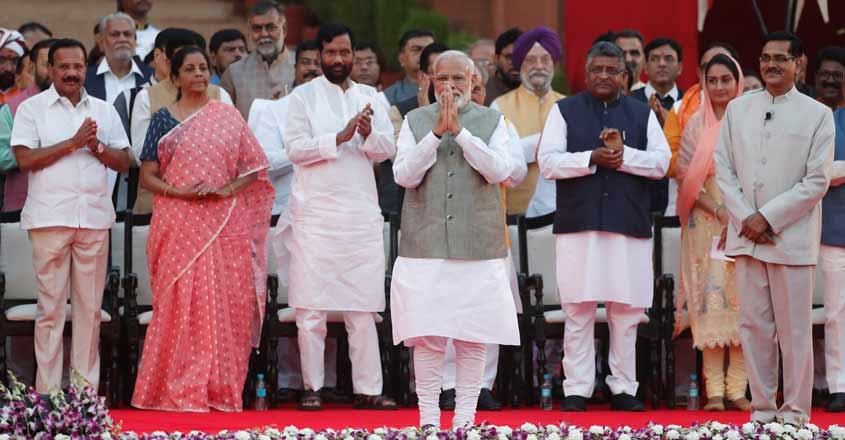 INDIA-POLITICS-MODI