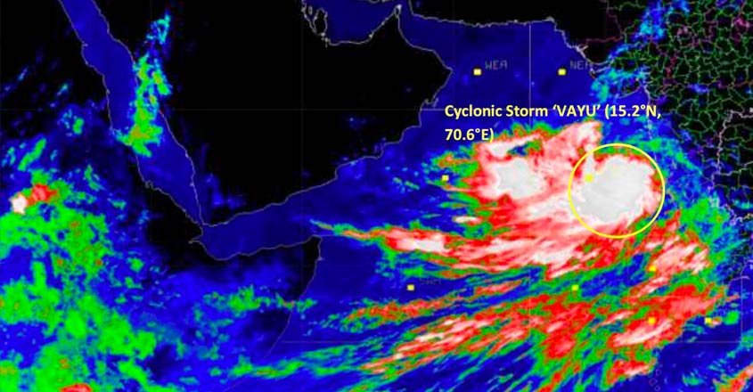 Trains, flights cancelled as Cyclone Vayu nears; over 3 lakh evacuated