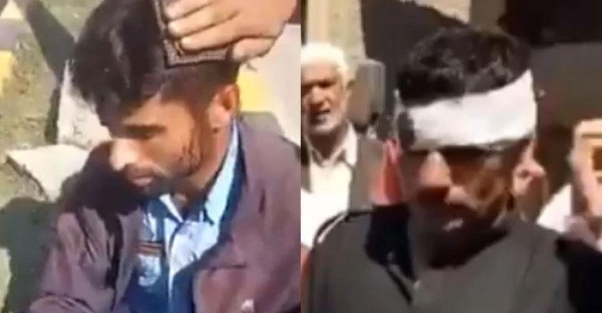 Army men beat up traffic cop in Srinagar, school driver in Shopian