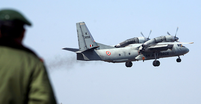 No headway in search for missing IAF aircraft even after six days