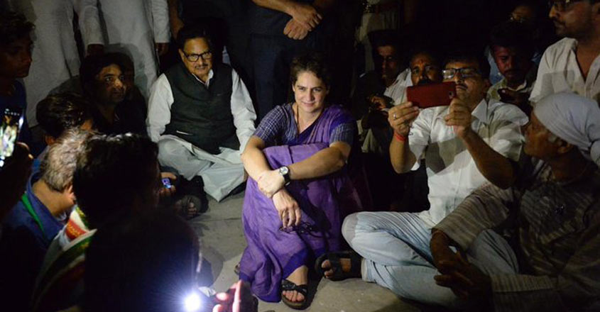 Congress should grab opportunities as Priyanka Gandhi did in Sonbhadra