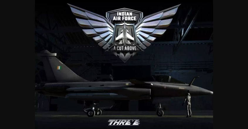 IAF launches new combat-based mobile game featuring Abhinandan lookalike