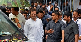 Rahul Gandhi proposes food park for Wayanad, writes to Centre and Kerala govt