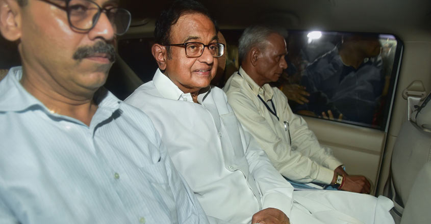 INX Media: Chidambaram conspired with son, misused official position, says CBI charge sheet