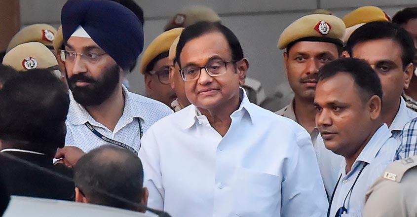 Chidambaram knocks the doors of Delhi HC, trial court in INX Media cases