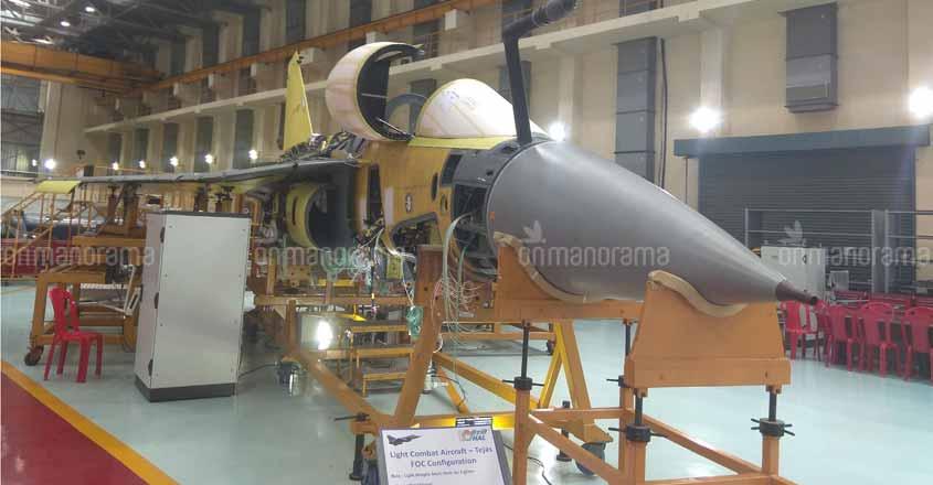 HAL readies new variant of Tejas ahead of maiden flight