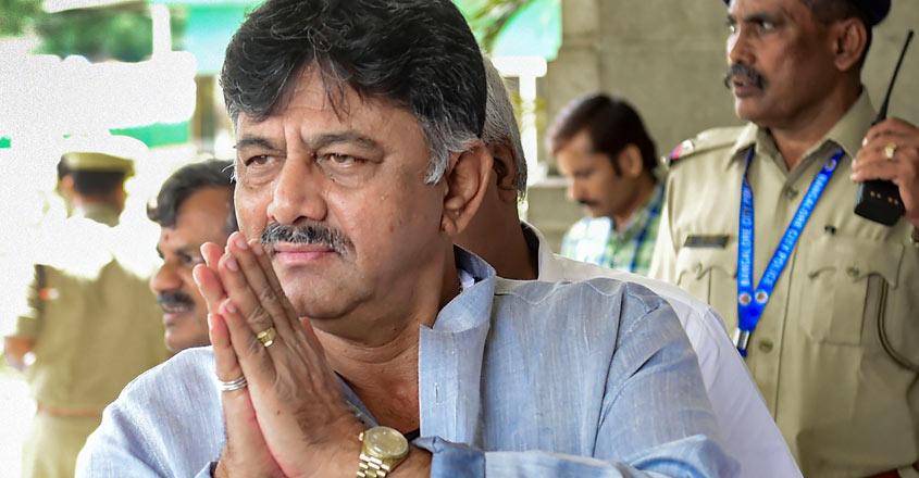 Not accused of terrorism, no point keeping me in endless custody, Shivakumar tells court