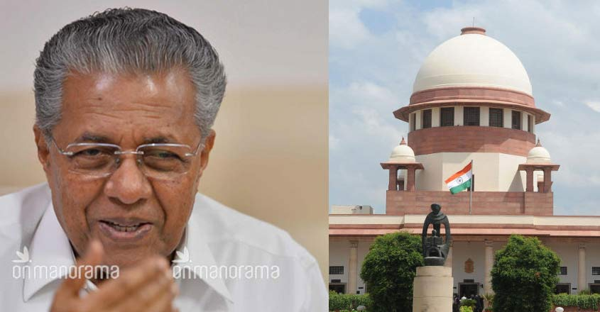 Kerala govt approaches SC, says CAA violates Article 14, 21 and 25