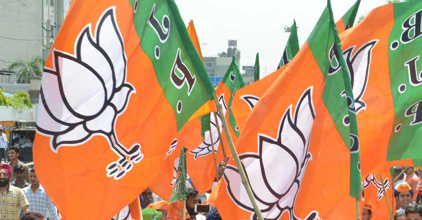 10 new district chiefs for BJP amid lobbying by factions