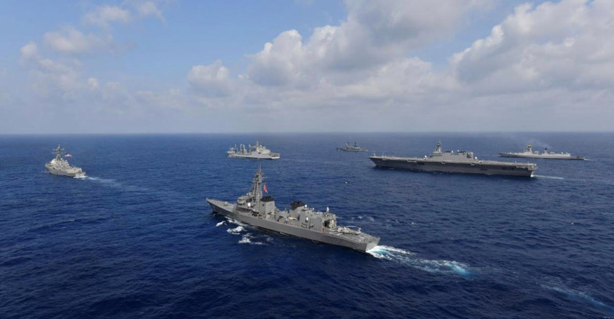 In a snub to China, India's Malabar naval drills will now include Australia