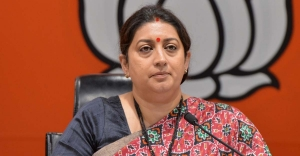 Smriti Irani tests positive for COVID-19