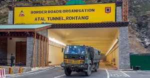 After Atal, India to build 10 more tunnels in border areas for military movement