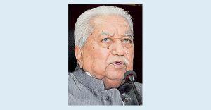 Former Gujarat chief minister Keshubhai Patel dead at 92