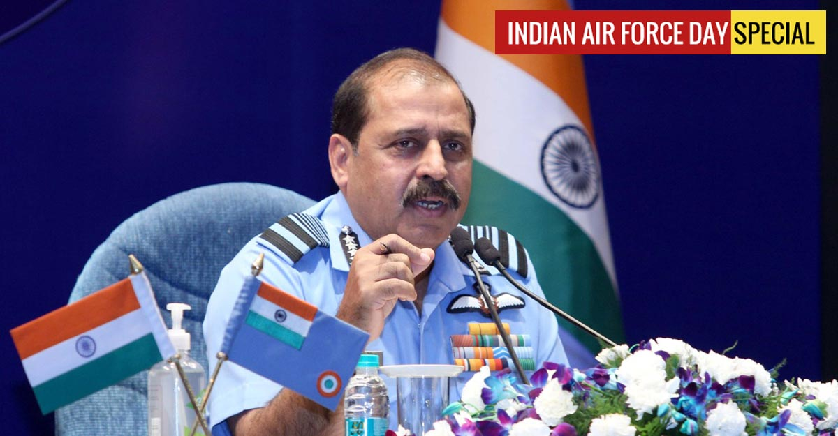 Indigenisation is essential for true strategic development: IAF Chief