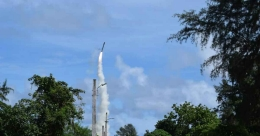 BrahMos missile test-fired successfully in top attack mode