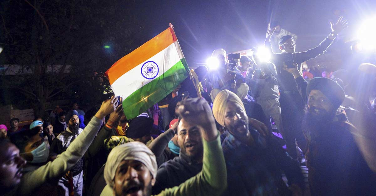 Delhi's Burari ground new epicentre of farmers' protests after tension at border points