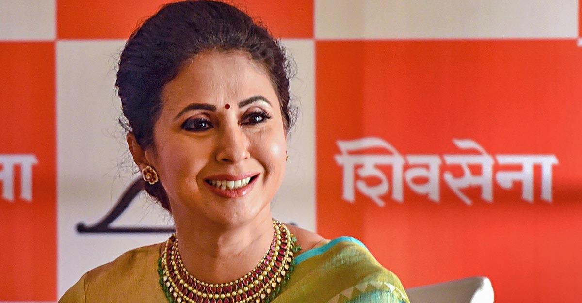 Urmila Matondkar joins Shiv Sena, attacks Kangana Ranaut