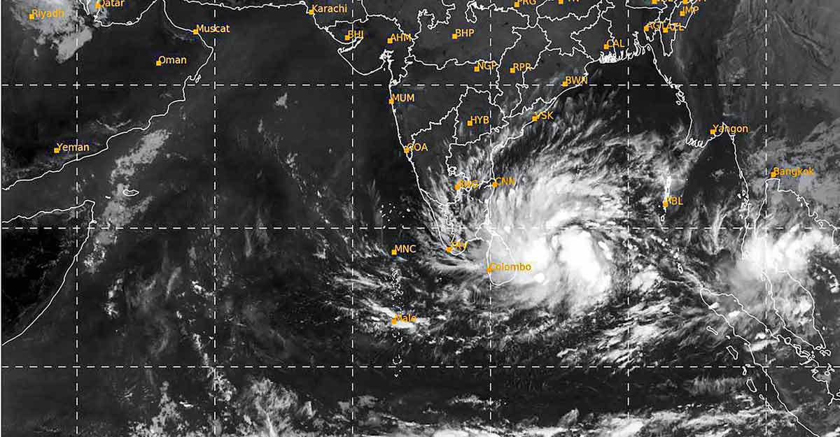 Cyclone Burevi loses steam, may shift path a little northward in Kerala