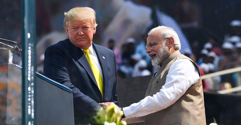 US to donate ventilators to India to fight coronavirus: Trump